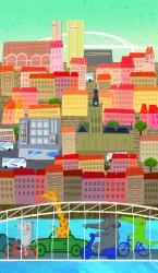 De stadse wal -2014