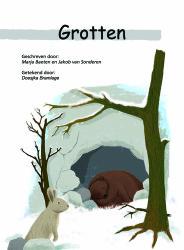 uit: 'Grotten' - uitg. Noordhoff