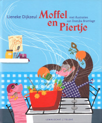 Moffel en Piertje | illustratie Doesjka Bramlage
