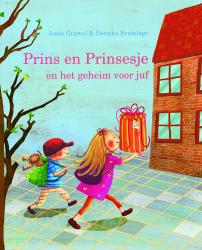 Prins en prinsesje en het geheim voor juf | illustratie doesjka bramlage